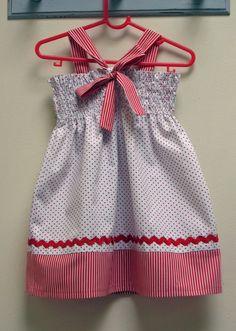 Image result for kid shirring dress free pdf