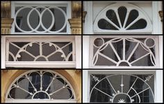 Glorious fanlights in Bristol from Andy Marshall @Andy Yang Marshall