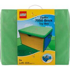 Neat-Oh! LEGO ZipBin 7000 Brick Toy Box, L60s