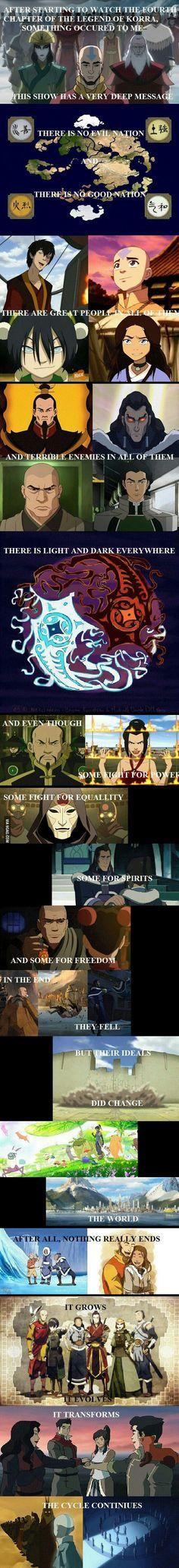 The things I learned from avatar the legend of Aang and Korra Avatar Aang, Avatar The Last Airbender Art, Team Avatar, Avatar Funny, Zuko, Legend Of Aang, Dark Fantasy, Avatar Series, Korrasami