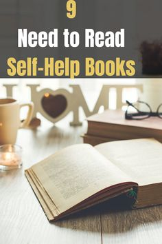 9 Need to Read self-help Books. An amazing collection of 9 world-class self-help books. 4 Hour Work Week, Rich Dad Poor Dad, Think And Grow Rich, Book Recommendations, Self Help, Personal Development, My Books, Coaching, Success