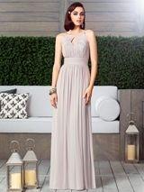 Bridesmaids Dress: Dessy Bridesmaids SPRING 2014 - 2906