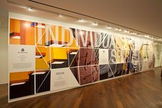 museum wall display - Google Search