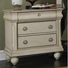 Rustic Traditions 3 Drawer Bachelor's Chest