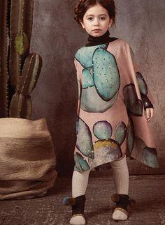 Tia Cibani Kids Box fit Dress