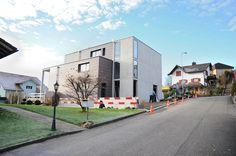 Neubau MFH in Eschenbach Street View, New Construction, Architecture