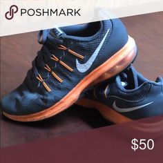 aa8be0a97a2 Nike Kids Air Max Dynasty Running Shoes Description  Take your workout to  all new heights