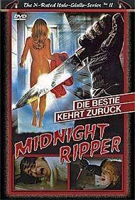 MIDNIGHT RIPPER aka MIDNIGHT KILLER aka MIDNIGHT HORROR aka YOU WILL DIE AT MIDNIGHT 1986