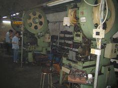 case stamping machine