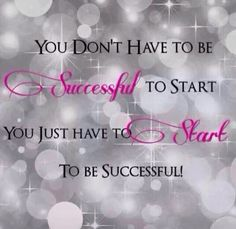 "Just get up and START. Small steps make huge differences. I took a small step back in October, I joined Younique as a Presenter. Each week I make more and more small steps. Well guess what❓Those small steps have really got me somewhere. If you're thinking of making your first small step and joining my team, do it NOW. Have a look at the ""Join"" info on my website. Get in touch. Xx Click the Pic"