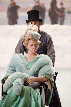 Ruth Wilson as Princess Betsy Tverskoy in Anna Karenina (2012).