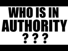 Alan Watts - Who Is In Authority