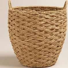 seagrass baskets - Google Search