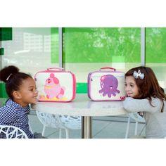 Mini mallette lunch box Pocchari caniche  par Beatrix