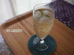 レモングラスのハーブコーディアル