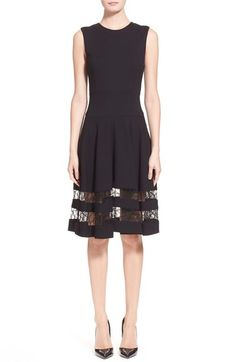 Jason Wu Sleeveless Fit & Flare Dress available at #Nordstrom