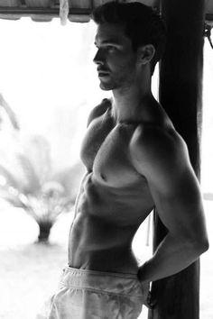 Bernardo Velasco. What I could do to him, for him, with him.....lol