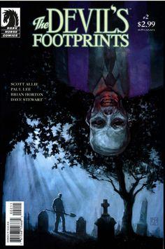 COMIC_devils_footprints_01 #comic #cover #art