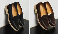 Great men's loafer. Will go with anything. Suit or jeans or slacks. Very European chic. Biddy Craft