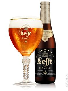 Leffe Royale // Belgium // ***** // ambrée // 7.5