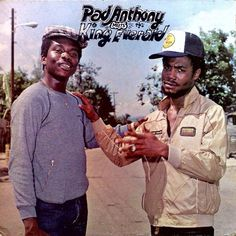 Pad Anthony Meets King Everald – Pad Anthony / King Everald [1985]. This is another great album sleeve from Wilfred Limonious with a great photo coupled with hand-drawn lettering, and a signature Limonious cartoon that dominated the rear of the sleeve that his full of his trademark humour. More - http://reggaealbumcovers.com/pad-anthony-meets-king-everald-pad-anthony-king-everald-1985/