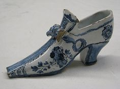 Shoes, France, 1710-1720