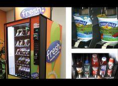 Healthy Vending Machines