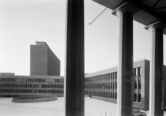 Oslobilder System Architecture, Le Corbusier, New Age, Oslo, Facade, Cathedral, Building, Pictures, Atelier