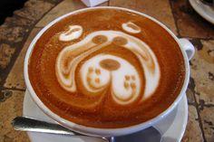 Latte Art by Dave Harvey Photography, via Flickr