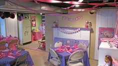 {The Doc is IN!} A Doc McStuffins Themed 4th Birthday Party!