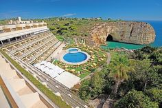 #algarve#ferias Verão 2016 https://www.gotravel.pt/collections/lagos/products/hotel-tivoli-carvoeiro