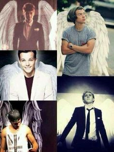 Your board is invalid if you don't have these boys with there wings!! REPIN IT!! NOW!!