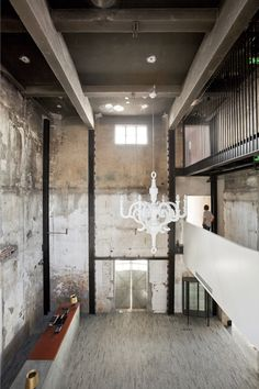 The Waterhouse Hotel | Neri & Hu