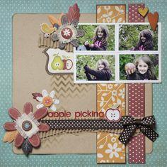 Ceyda's Scrapbooks: MCS Main Kit - small photos
