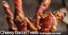 50 Recipes That Prove You Need More Bacon and Cheese in Your Life Everyone loves cheese and wine. Beer and cheese also make for a surprising, and usually better, combination. But nothing compares to the combined power of cheese and bacon. These recipes will satiate your hedonistic cheesy bacon desires...  #craftbeer #beer