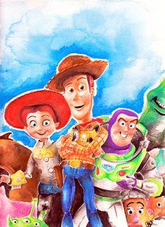 Toy Story 3 @alyssa Burns reminded me of u. Miss u girl
