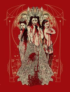 """Hekate Brimo """"She is the cry of the beast..."""""""