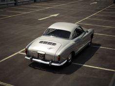 1967 Volkswagen Karmann Ghia | #ClassicCars #Vintage #Cars