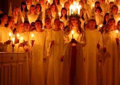 Winter ~ Santa Lucia ~ Festival