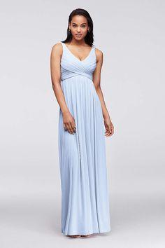 View Simple Tank Not Applicable Bridesmaid Dress at David's Bridal