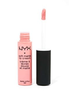 NYX Soft Matte Lip Cream - Bubblegum Pink