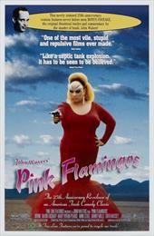 Розовые фламинго / Pink Flamingos  (1972)