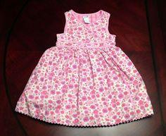 3T Chelseas Corner Girls Pink Floral Spring Dress