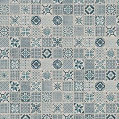 Home plus Fix - Porto blue: Pvc klik tegels (Limited edition) Home Decor, Decor, Home