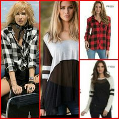 PLAIDS,PLAIDS,PLAIDS.........................BLACK,RED..........@ELANUSA