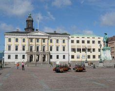 Goeteborg Rathaus