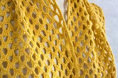 Manos Tembetari Crochet Cowl Pattern #2016J