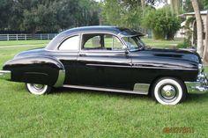 1950 Chevrolet Styleline Deluxe Two Door Sedan