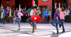 This video brightened my day! What a beautiful tribute to all those fighting.   The Breast Cancer Site Blog