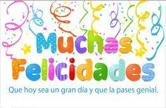 SimControl: Time Square by Pilar Happy Birthday In Spanish, Happy Birthday Pictures, Happy Birthday Wishes, Birthday Greetings, Birthday Cards, Festival Celebration, Birthday Treats, Happy B Day, Birthday Decorations